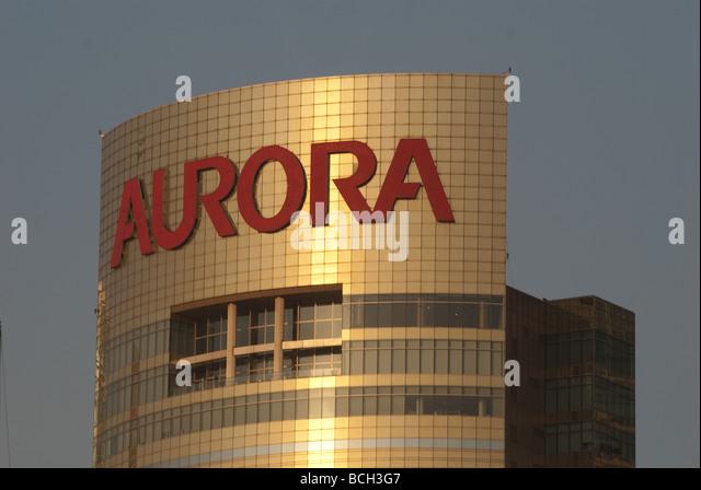 Aurora Shanghai Stock Photos Amp Aurora Shanghai Stock Images Alamy