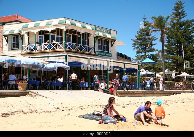 Doyles On The Beach Restaurant Watsons Bay Nsw Australia