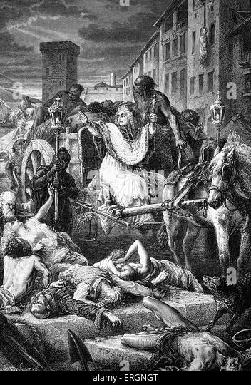 the devastating effects of the black death in europe during the middle ages The free history: european research paper (middle ages essay) especially among peasants then the black death struck and killed almost a third of the population but it had devastating effects, at least at first.