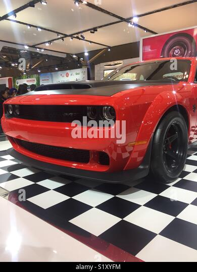 Kokomo Chrysler Transmission Plant Car Show