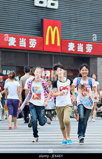 mcdonalds is china loving it possible solution Mcdonalds: is china lovin it case solution, mcdonald, the franchisor of the world renowned fast food america entered mainland china in 1990, when chinese franchise law does not even exist.