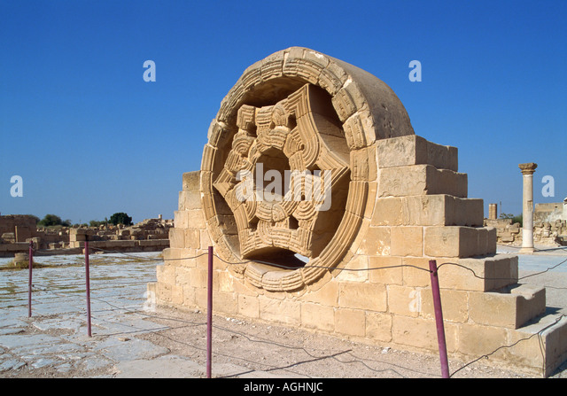 Ancient jericho stock photos