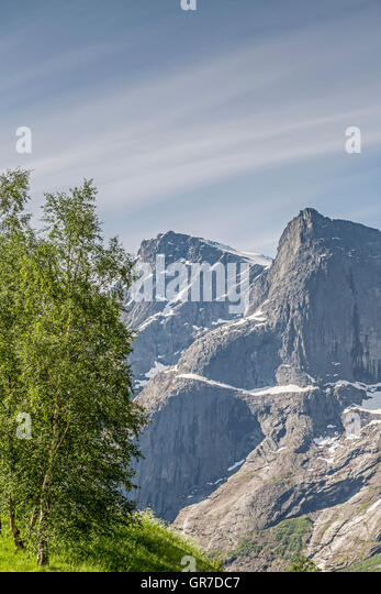Troll Wall Stock Photos & Troll Wall Stock Images - Alamy