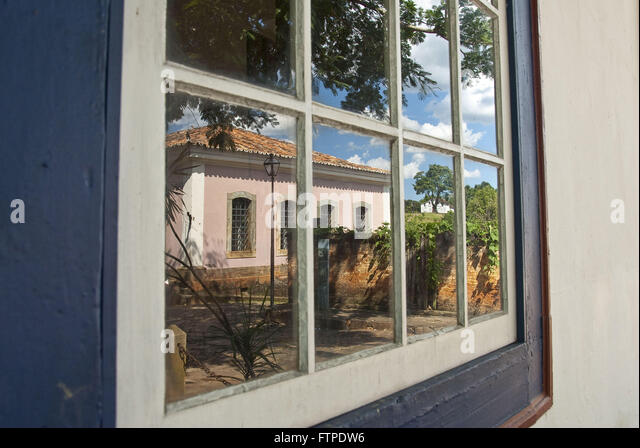18th century colonial house america stock photos 18th for 18th century window