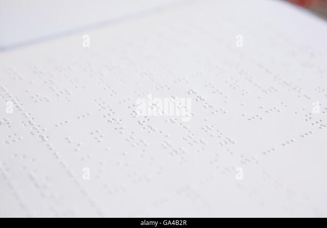 Essay on braille system