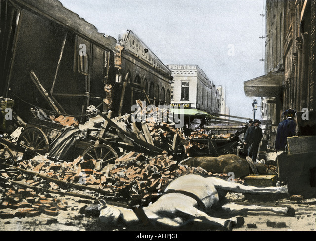 a report on the 1906 san francisco earthquake San francisco (ap) — more than a century after san francisco's deadly 1906 earthquake, a film reel with nine minutes of footage capturing the city two.