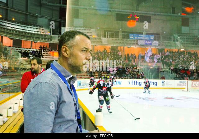 Duclos stock photos duclos stock images alamy - Final coupe de france hockey 2015 ...