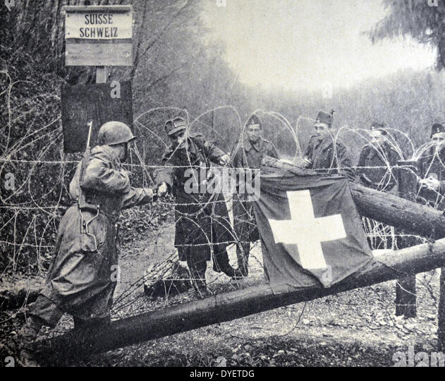 Swiss War Stock Photos & Swiss War Stock Images