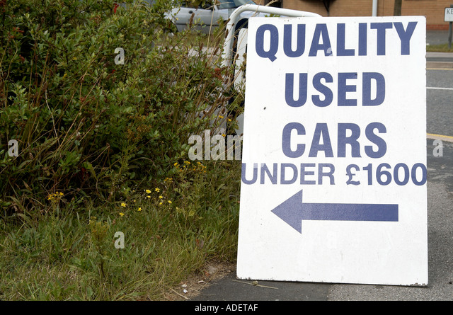 Second Hand Car Buyer Rights