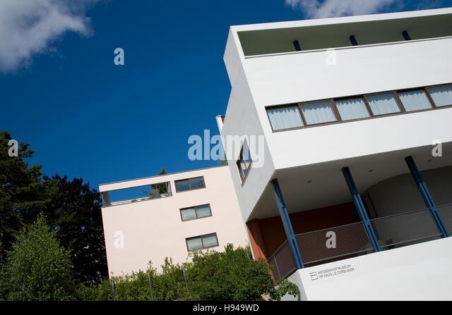 Corbusier museum stock photos corbusier museum stock - Bauhaus baden baden ...