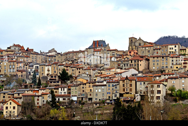 Thiers city puy de dome auvergne stock photos thiers city puy de dome auvergne stock images - Office tourisme auvergne puy de dome ...