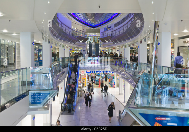 Oxford Shopping Centre Stock Photos & Oxford Shopping ...