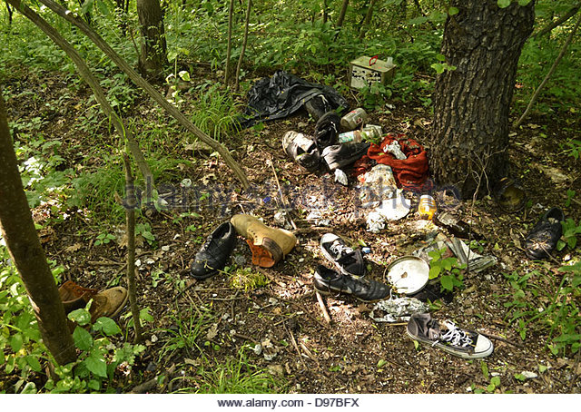 Littering Stock Photos Amp Littering Stock Images Alamy