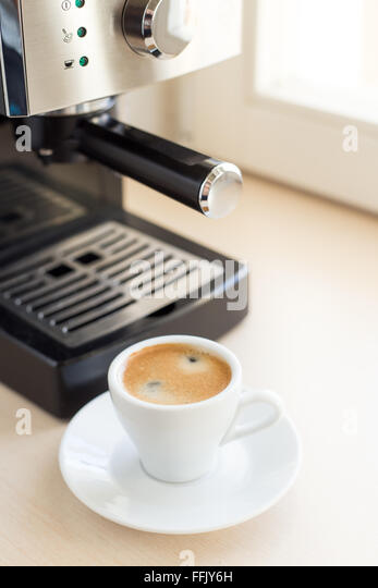 brewing coffee machine