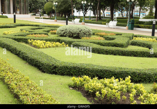Landscape and ornamental gardening stock photos for Drought resistant grass crossword clue