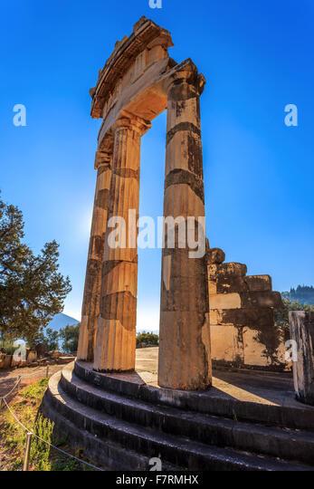 Apollo Temple Athena Stock Photos & Apollo Temple Athena ...
