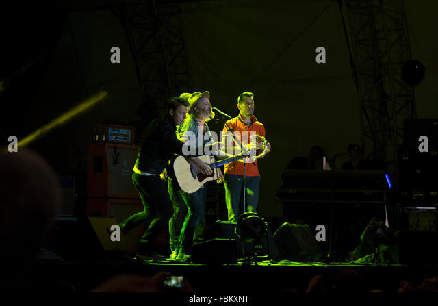 Travis Band 2014