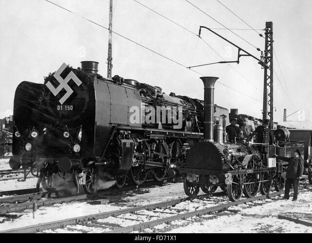 Deutsche reichsbahn stock photos deutsche reichsbahn for Berlin to dresden train