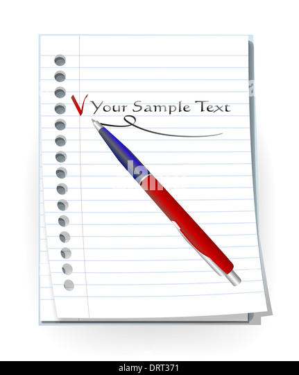 Lined Paper Stock Photos & Lined Paper Stock Images - Alamy