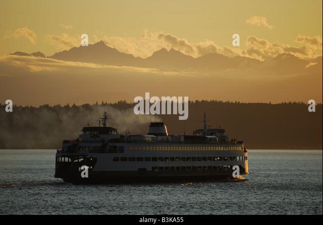 Distance From Kingston Wa To Bainbridge Island Ferry