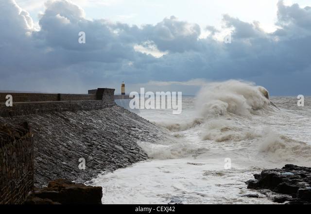 Newton Beach Sea Defenses