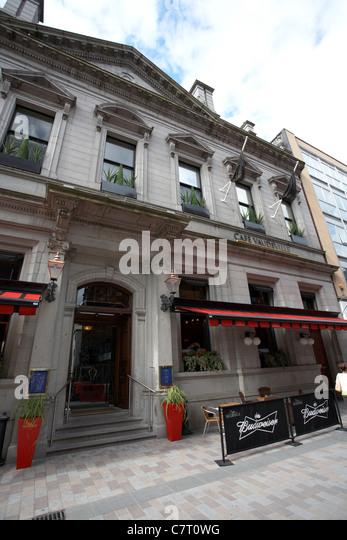 National Cafe High Street Belfast