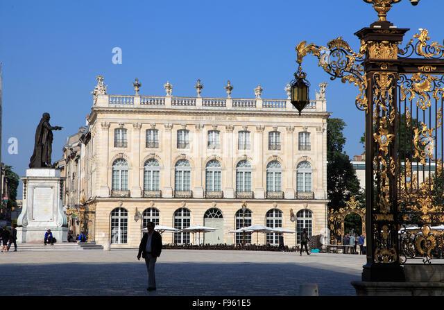 Nancy museum nancy france stock photos nancy museum - Salon des arts nancy ...