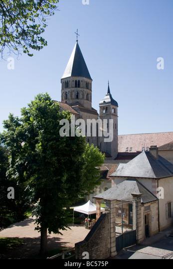 The Abbeys of Burgundy: Cluny, Cîteaux, Fontenay