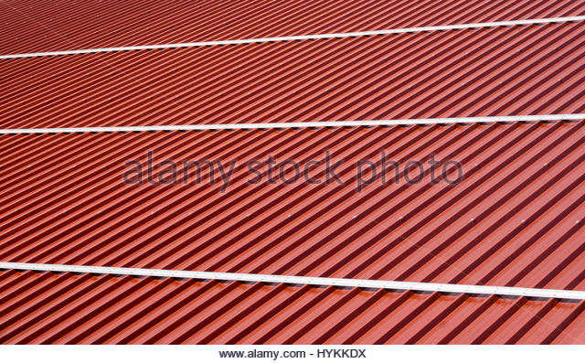 Steel Roof Sheets Stock Photos Amp Steel Roof Sheets Stock