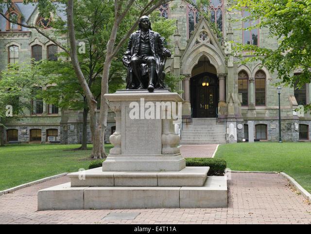 Front Foyer University : Ben franklin philadelphia stock photos