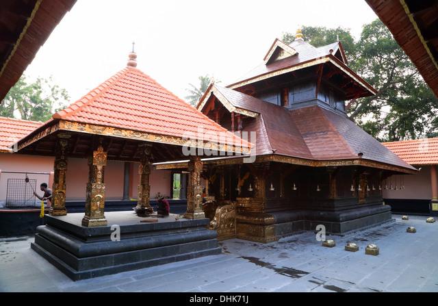 Kerala Temple Architecture Stock Photos Amp Kerala Temple