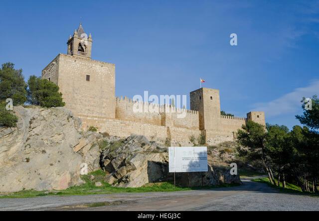 Moorish Castle Spain Stock Photos & Moorish Castle Spain Stock Images - A...