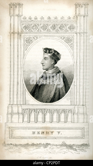 Henry V Stock Photos and Images