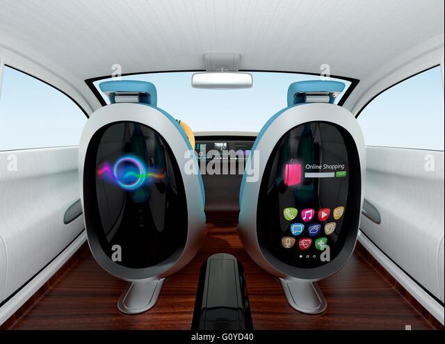 autonomous car concept stock photos autonomous car concept stock images alamy. Black Bedroom Furniture Sets. Home Design Ideas
