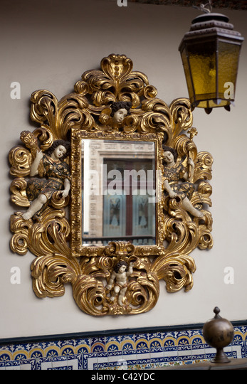 Ornate Mirror Stock Photos Amp Ornate Mirror Stock Images