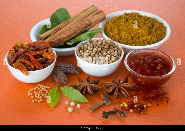 Asian foods stock photos asian foods stock images alamy for 7 spices asian cuisine