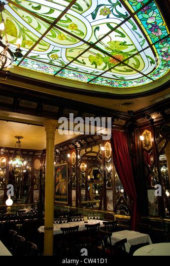 Restaurant Le Cafe De Paris A Dieppe