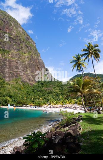 Jalousie Plantation Hotel Soufriere St Lucia