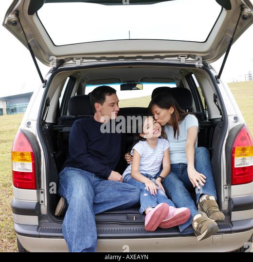 suv car door open stock photos suv car door open stock images alamy. Black Bedroom Furniture Sets. Home Design Ideas