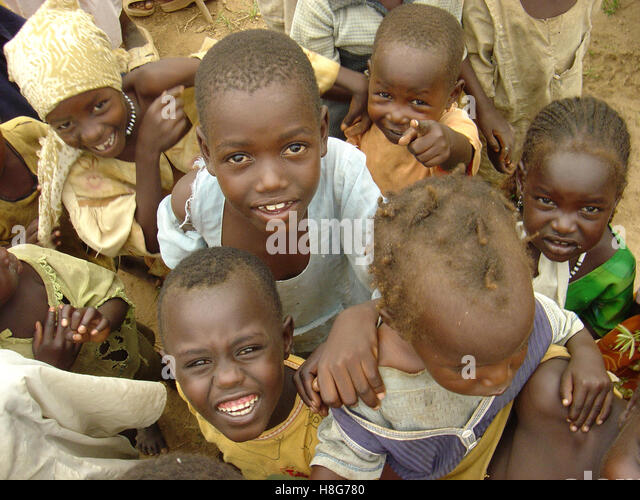 Darfur Genocide Children