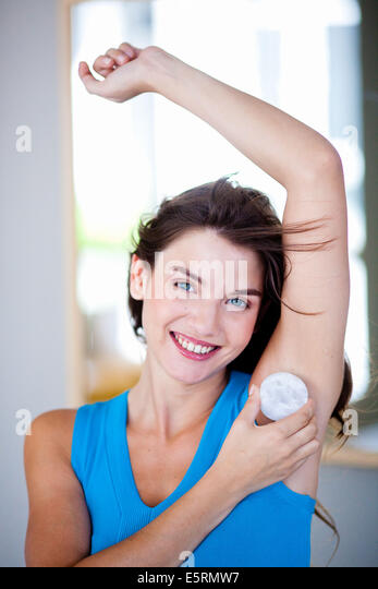 Underarm Hair Woman Stock Photos & Underarm Hair Woman