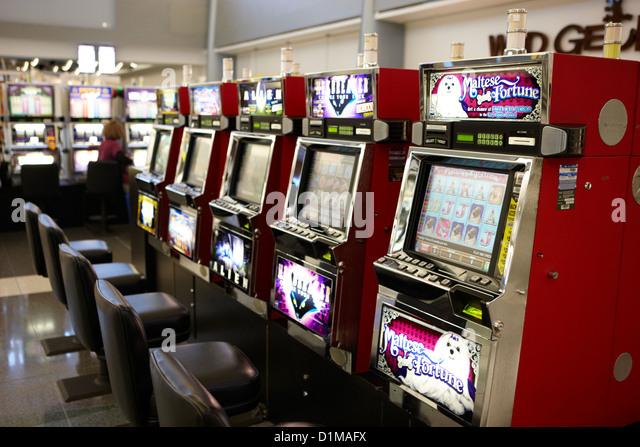 slot machine market europe