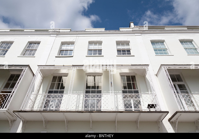 Georgian balcony stock photos georgian balcony stock images alamy - Houses with covered balconies ...