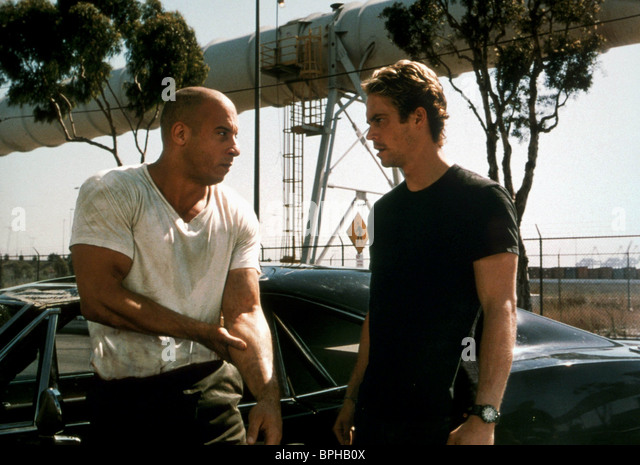 Fast And Furious 2001 Paul Walker Fast & Furious ...