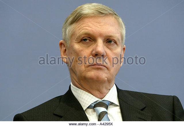 <b>Hanns Eberhard</b> Schleyer - Stock Image - hanns-eberhard-schleyer-a4295x