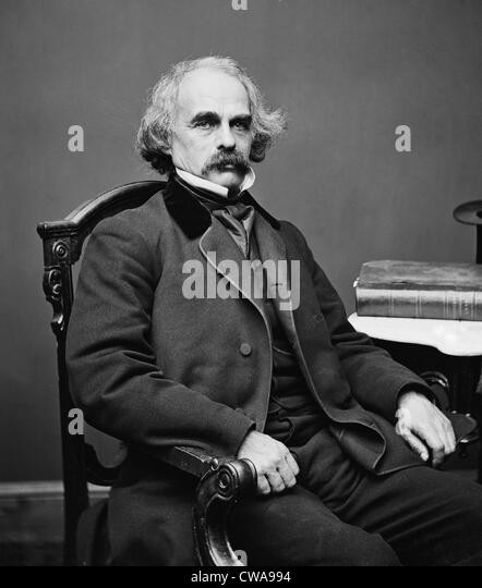 an overview of the scarlett letter by nathaniel hawthorne The scarlet letter: a romance, an 1850 novel, is a work of historical fiction  written by american author nathaniel hawthorne  in an extended introduction,  hawthorne describes his employment in the salem custom house, and how he.