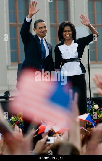 Las Fallas Obama