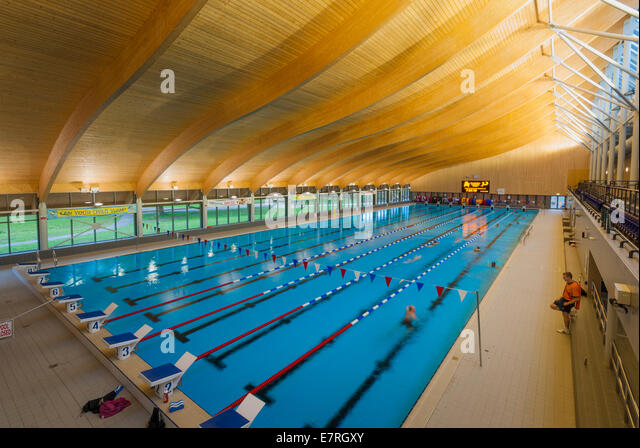 Mountbatten leisure centre stock photos mountbatten Mountbatten swimming pool portsmouth