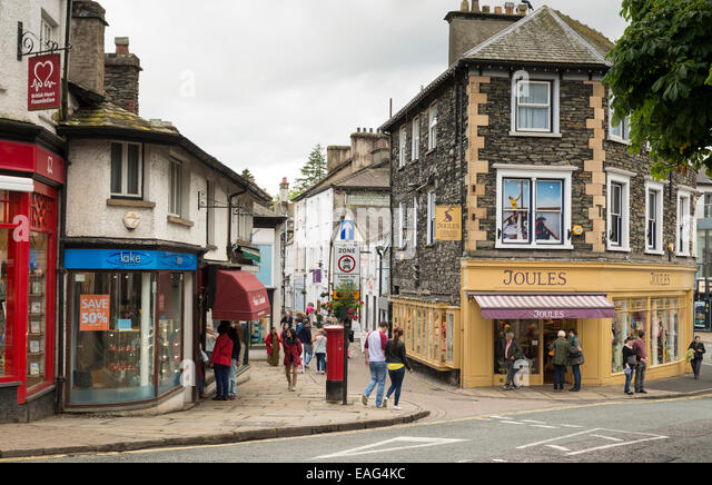 Windermere Town