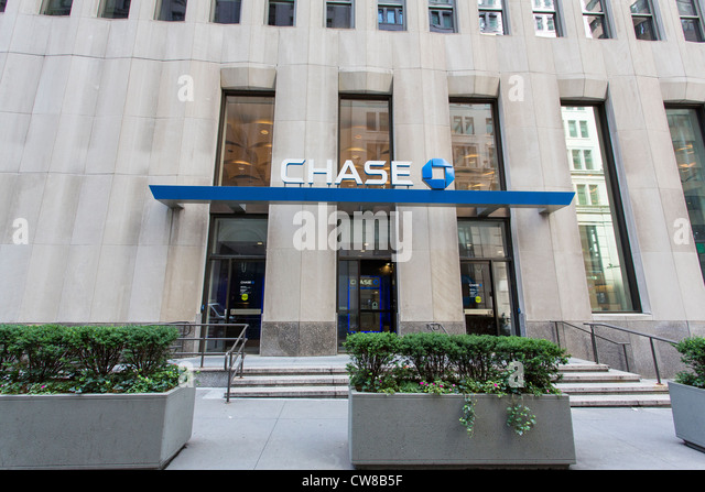 Chase Bank Stock Photos Amp Chase Bank Stock Images Alamy